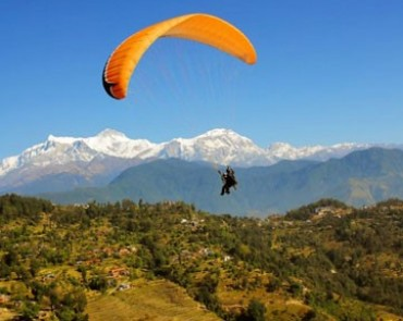 Adventure Activity in Nepal