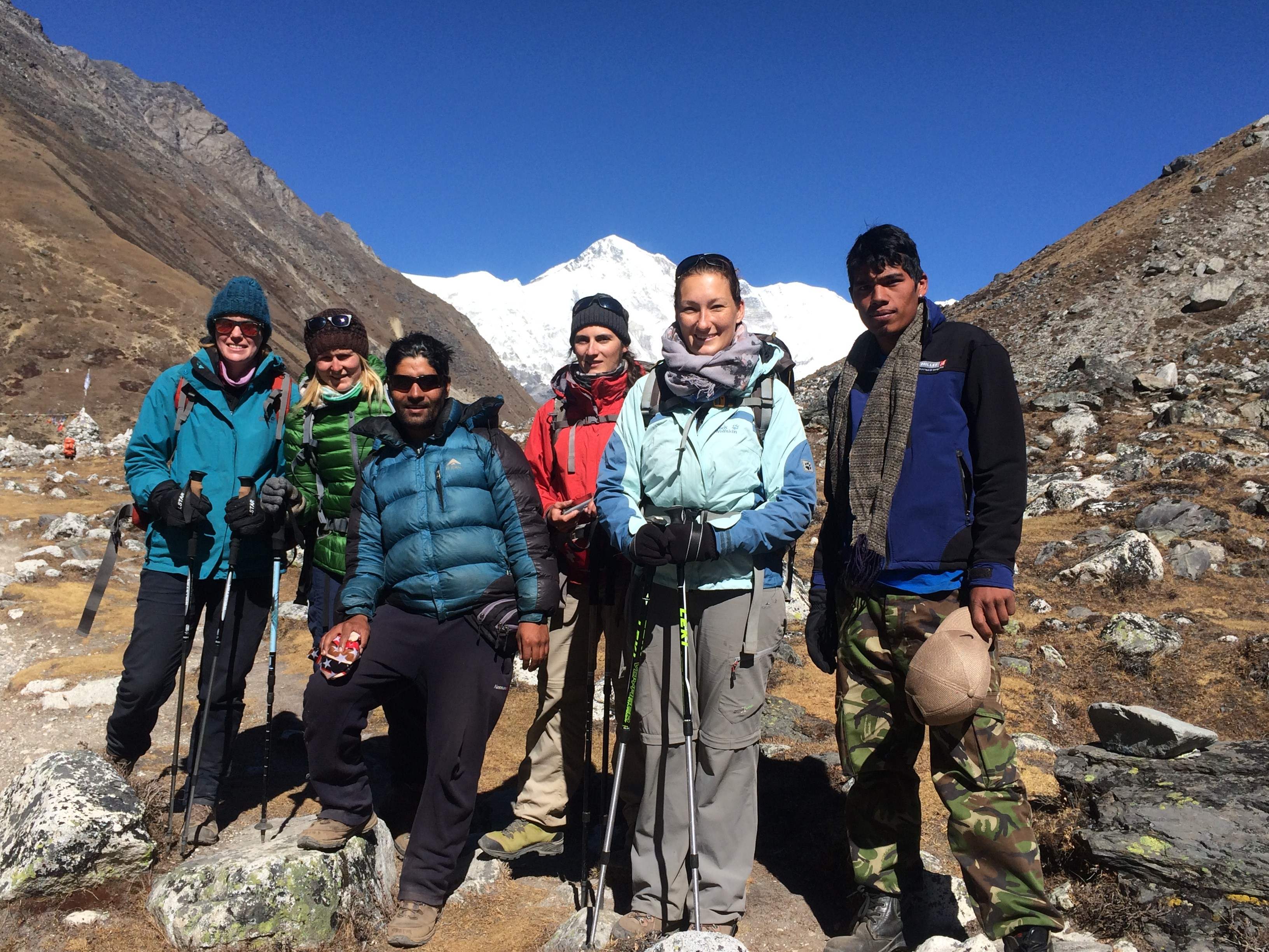 Jiri Everest Base Camp Trekking and Chola Pass Gokyo Lake Trek