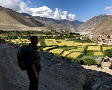 Upper Mustang Trek Group