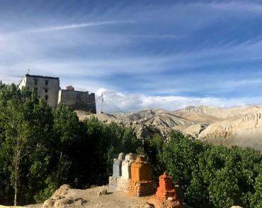 Upper Mustang Tsharang