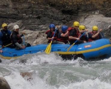 Kali Gandaki Rafting